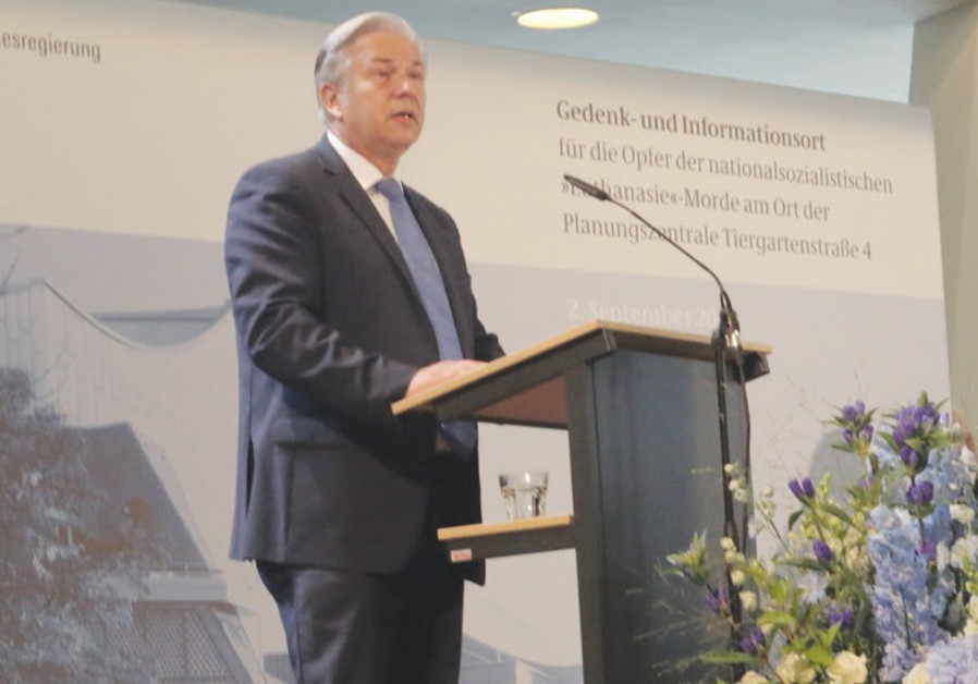 BERLIN MAYOR Klaus Wowereit