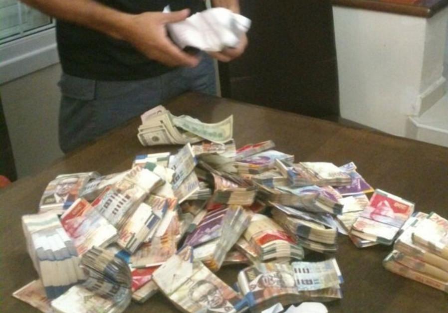 Israeli police drug bust