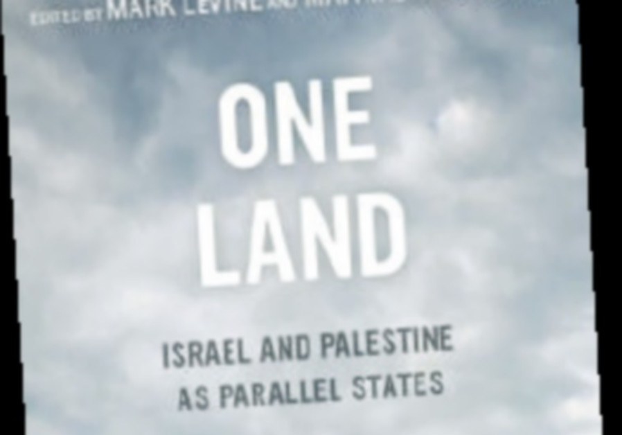 One land, two states book