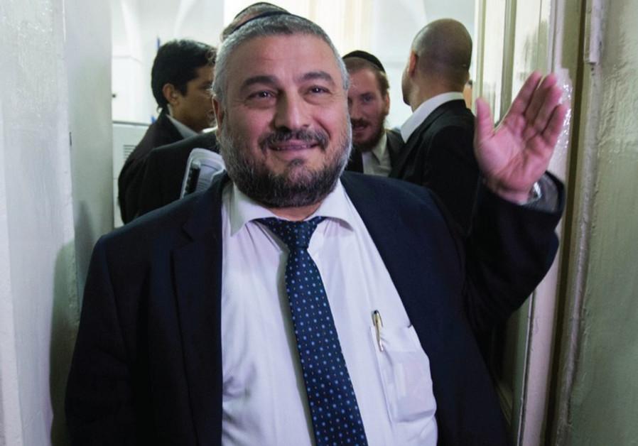 Moshe Abutbul.
