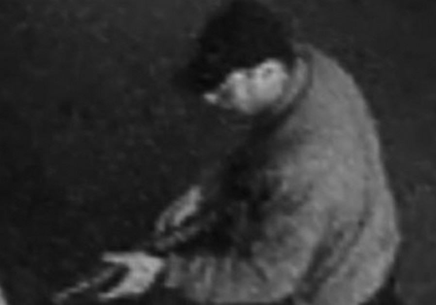 Suspect in Brussels Jewish Museum shooting.