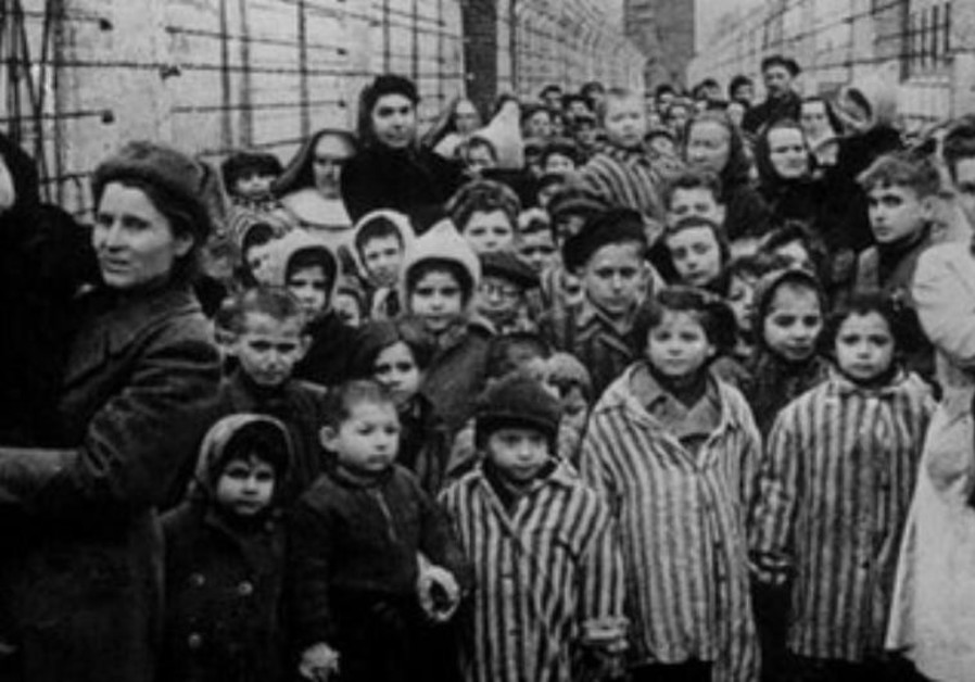 Child Holocaust survivors