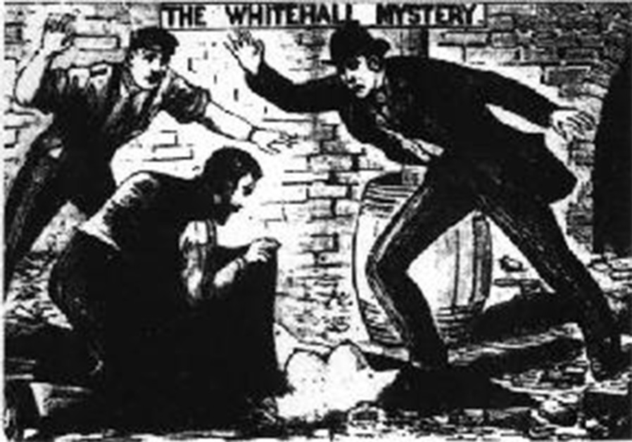 Whitehall mystery of October 1888