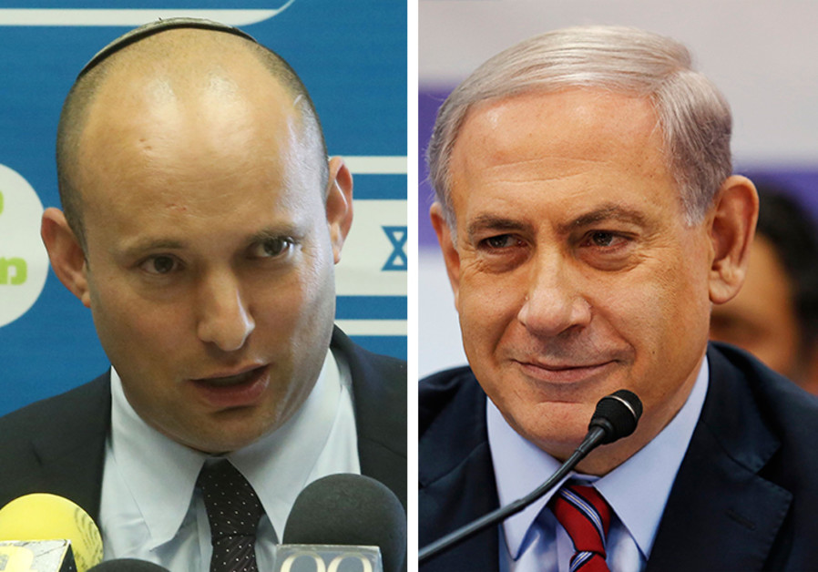 Netanyahu and Bennett