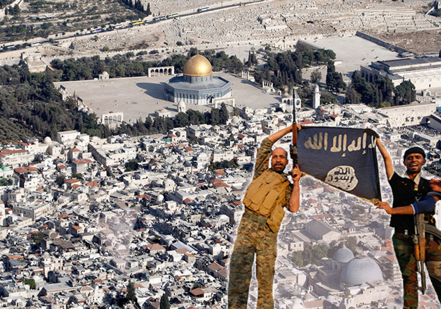 ISIS threat to conquer Jerusalem