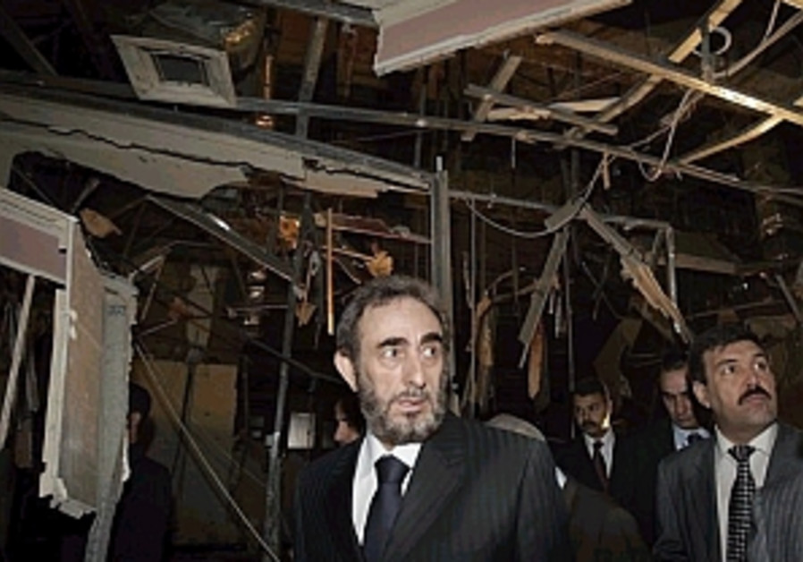 al-dulaimi iraqi defense minister 298 88 ap
