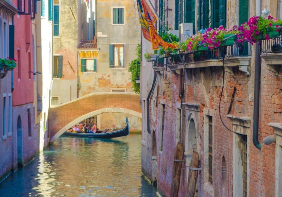 Venice city view