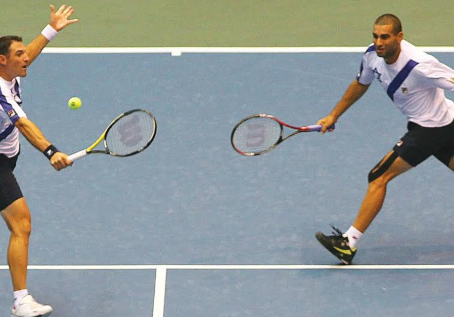 Sinai says: Israeli men's tennis is teetering on the edge ...