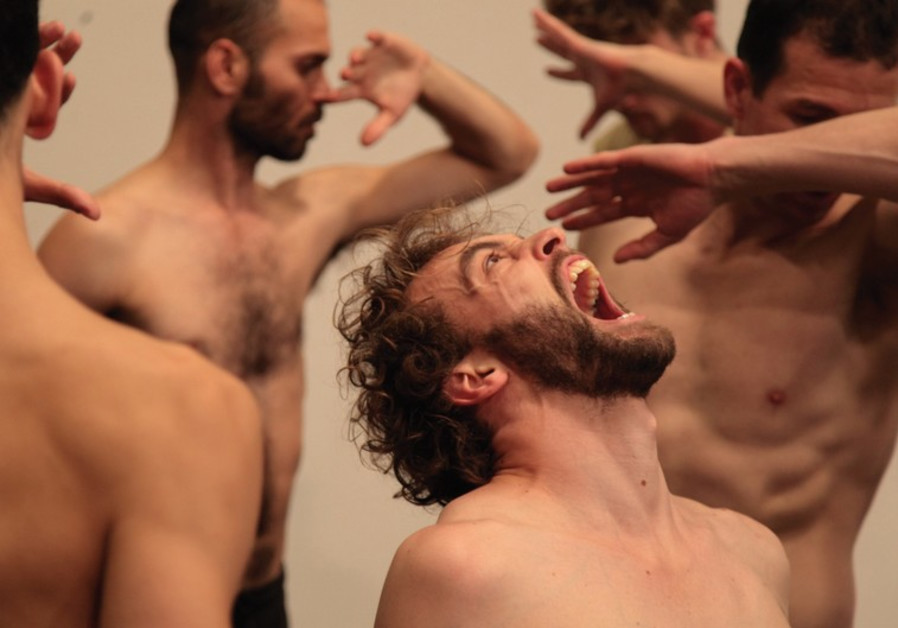 Olivier Dubois's 'Tragedie' dance performance