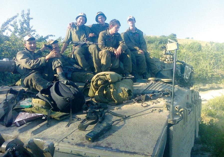 IDF at Protective Edge
