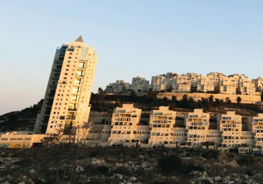 Har Homa in Jerusalem