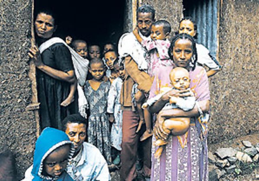 Pioneer of Ethiopian aliya dies at age 65