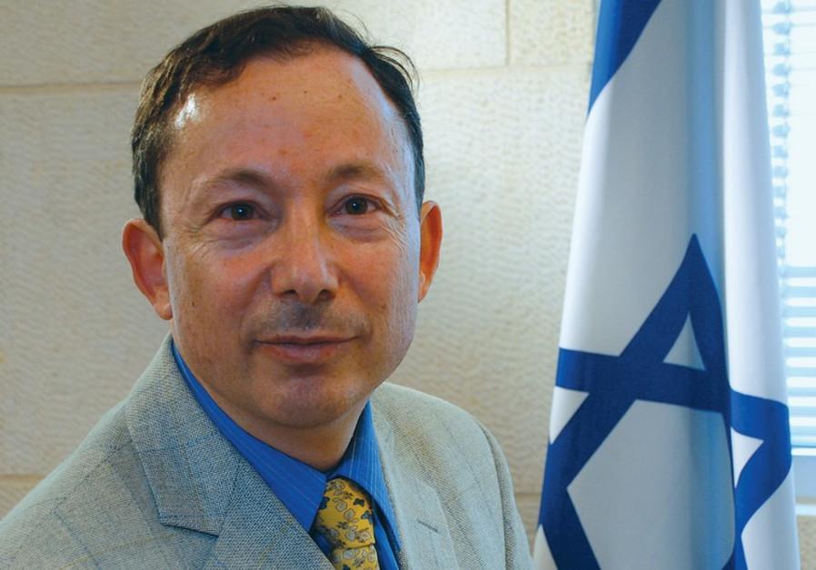 Yigal Palmor