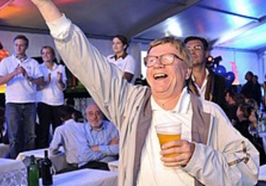 Austrian far-right parties double power