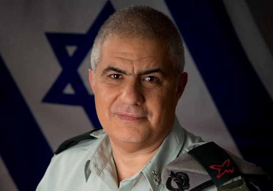 IDF spokesman Moti Almoz