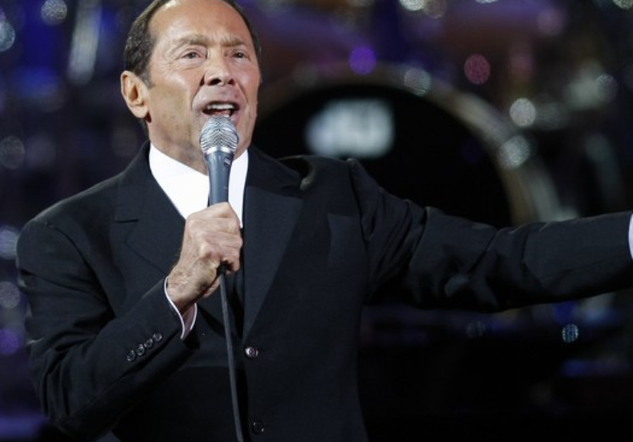 Canadian-American singer Paul Anka told BDS supporters to 'f-- off'