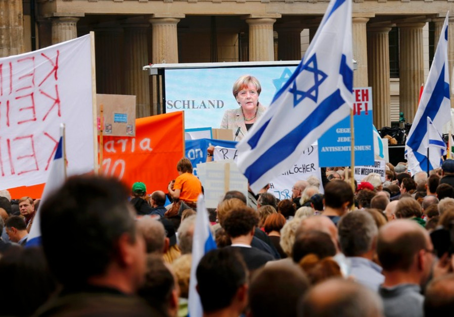 germany anti-semitism