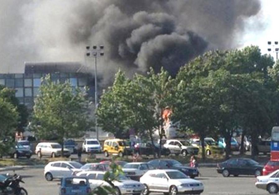 Burgas bus bombing