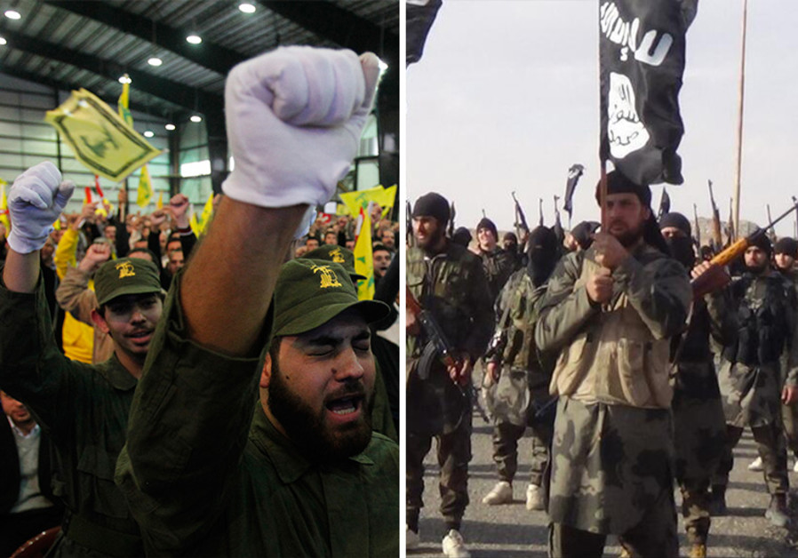 ISIS and Hezbollah