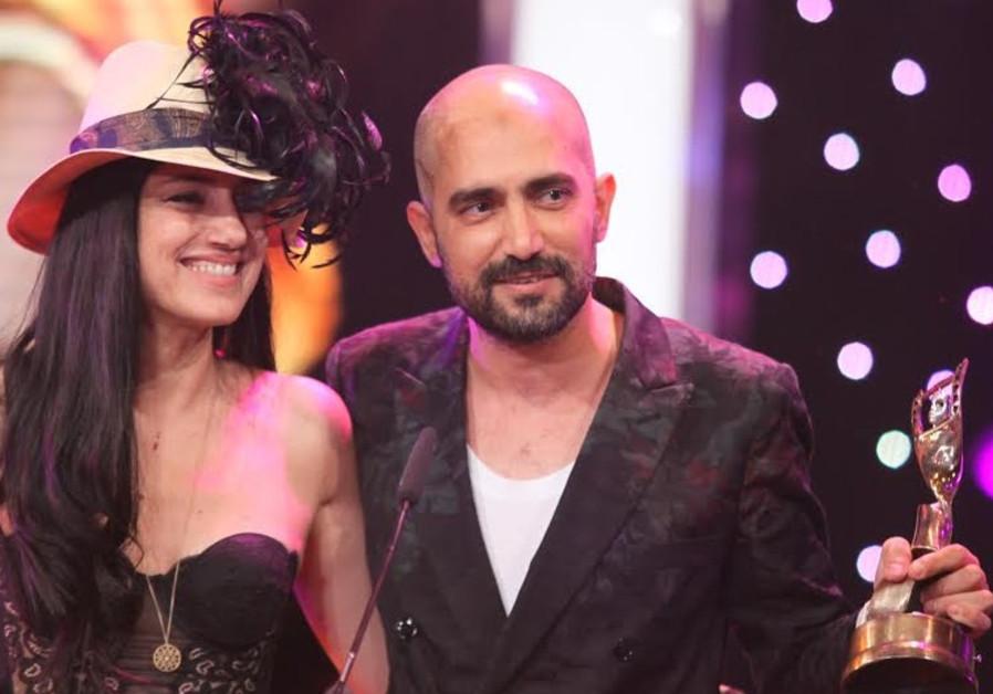 Ronit and Shlomi Elkabetz