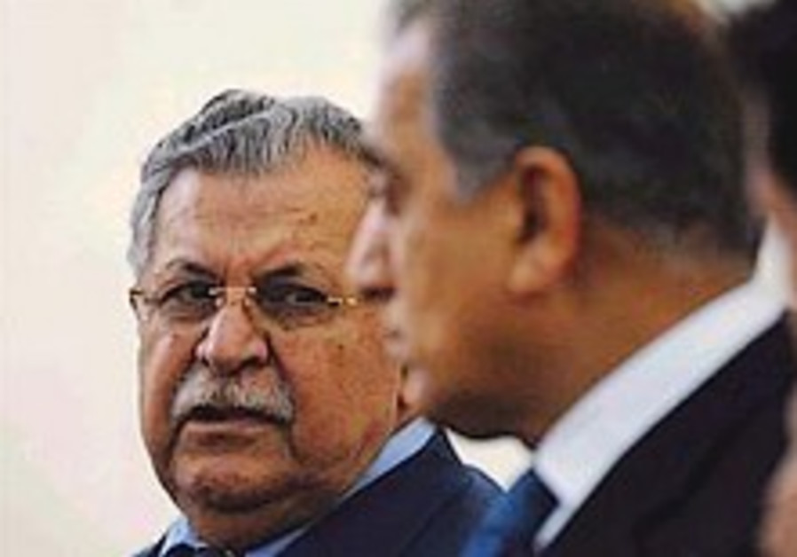 Iraq's presidency approves elections law