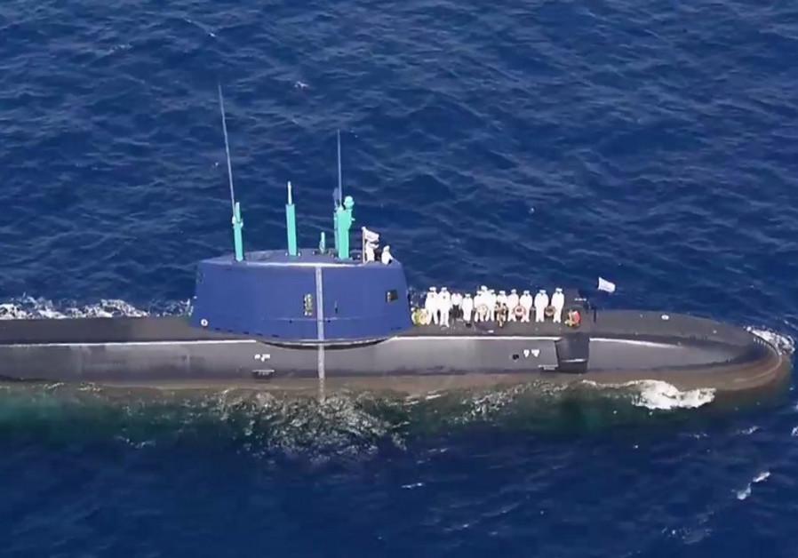 Tanin submarine