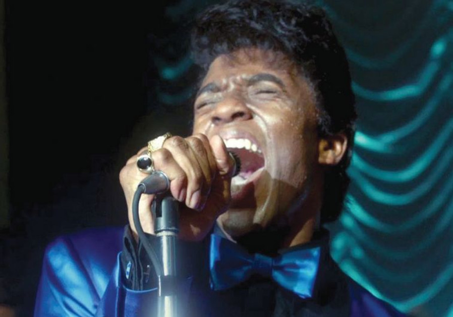 Get On Up - the story of James Brown