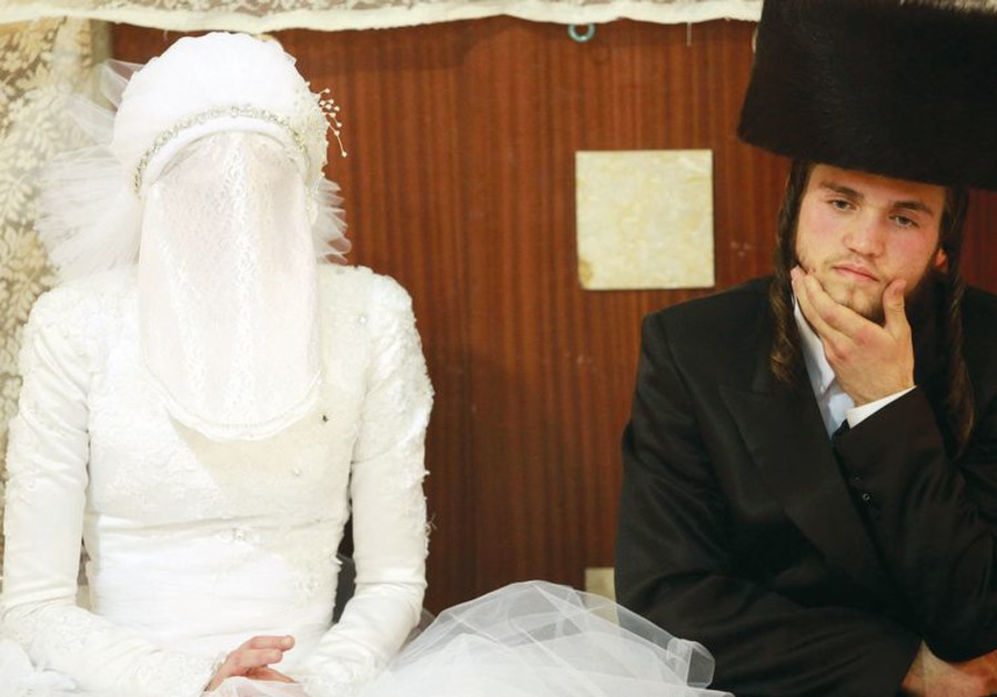 An Ultra-orthodox Jewish