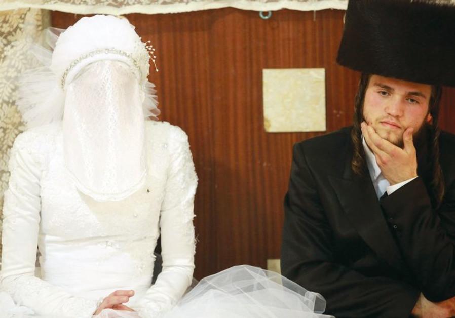 An Ultra-orthodox Jewish