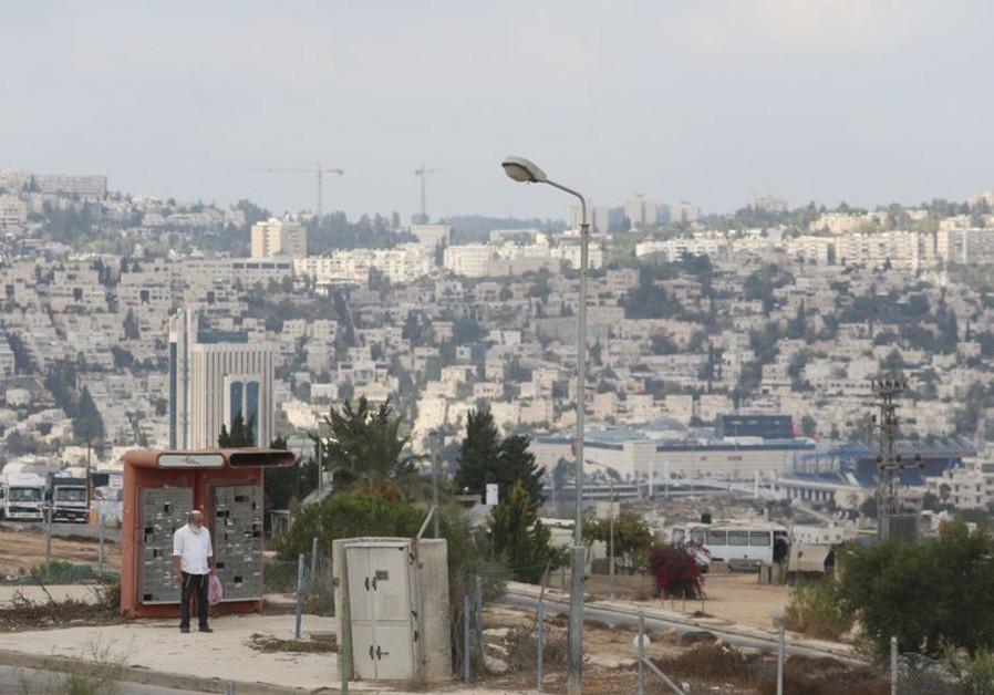 Givat Hamatos in Jerusalem