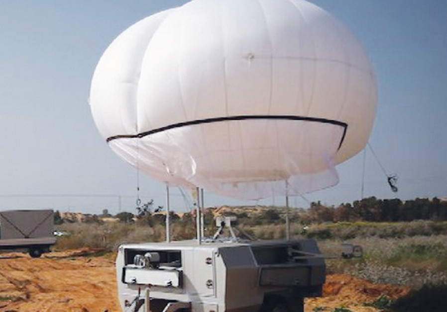 RT's SKYSTAR 180 aerostat