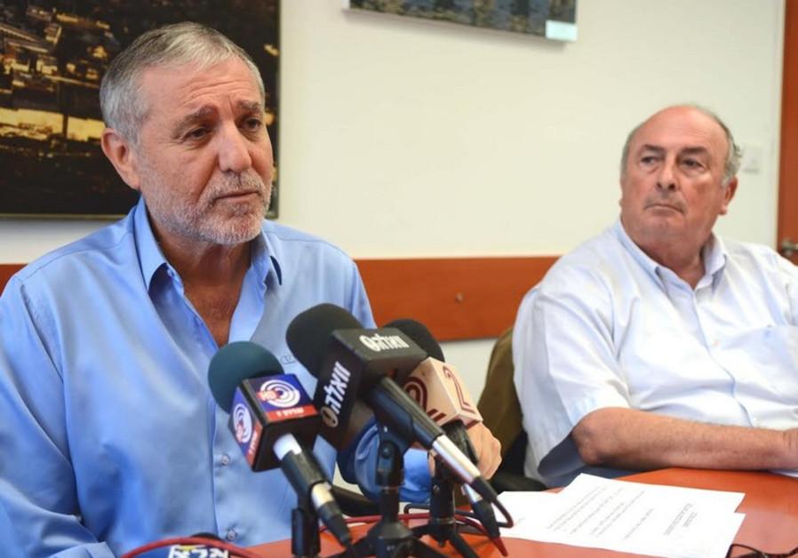 Meir Cohen and Eli Alalouf