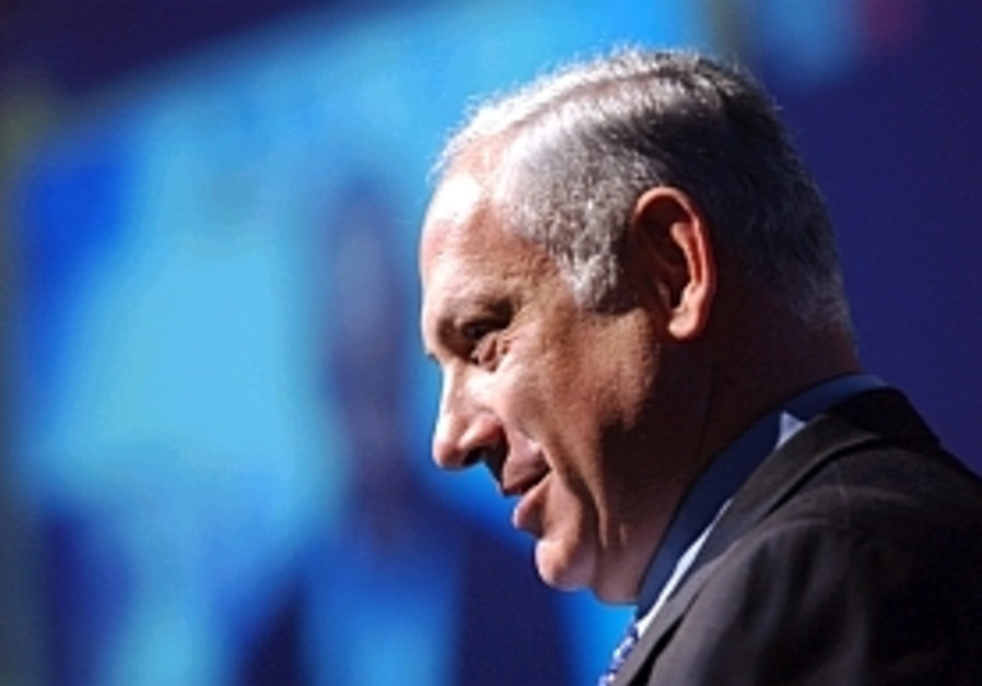 Netanyahu vows to fight for every vote