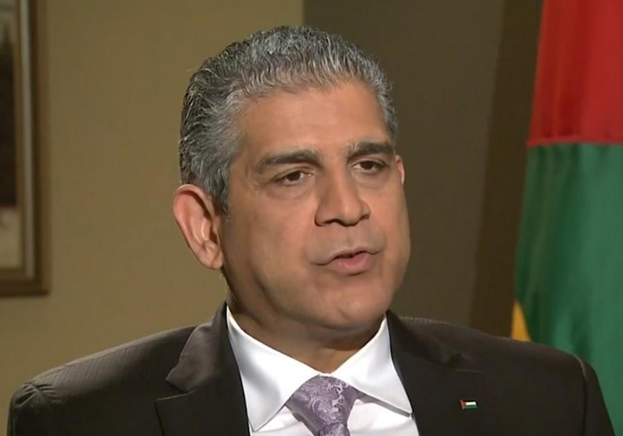 Fatah ambassador to the US Maen Rashid Areikat