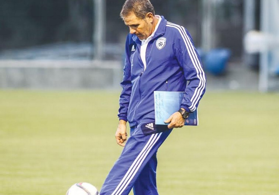 Israel coach