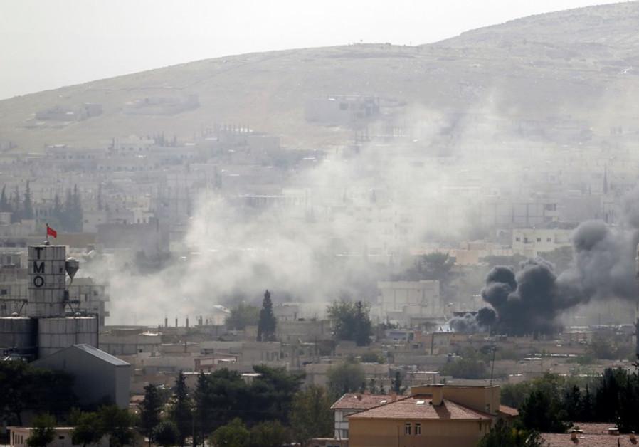 Kobani syria