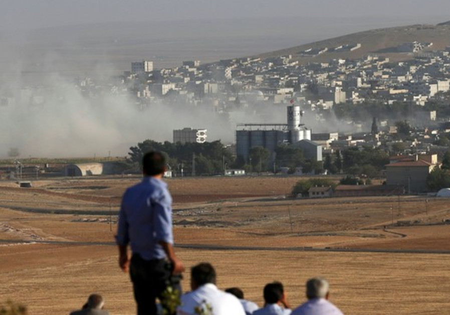 Is Turkey burying Syria's revolution by using Syrian rebels against YPG?
