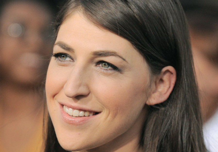 Mayim Bialik begins work on a movie focusing on mental health