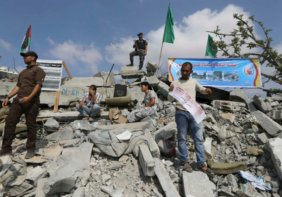 B'Tselem: PM culpable for Gaza war Palestinian civilian deaths; NGO Monitor demurs