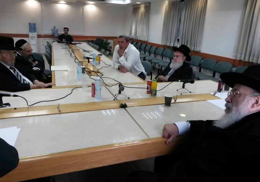 Settlers excluded from Chief Rabbinate Council selection committee