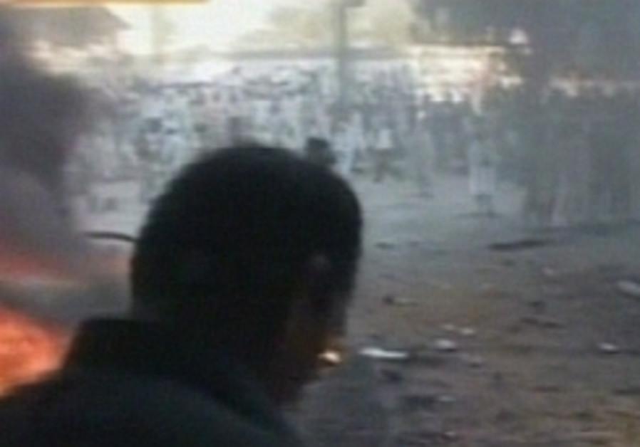 Car bomb outside KFC restaurant in Pakistan kills at least 3