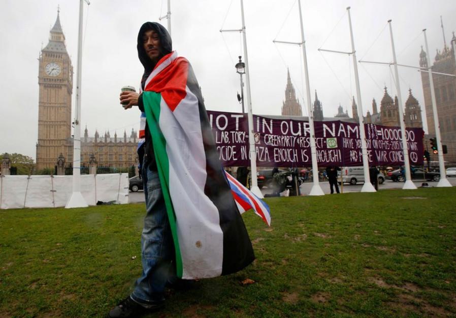 palestinian london