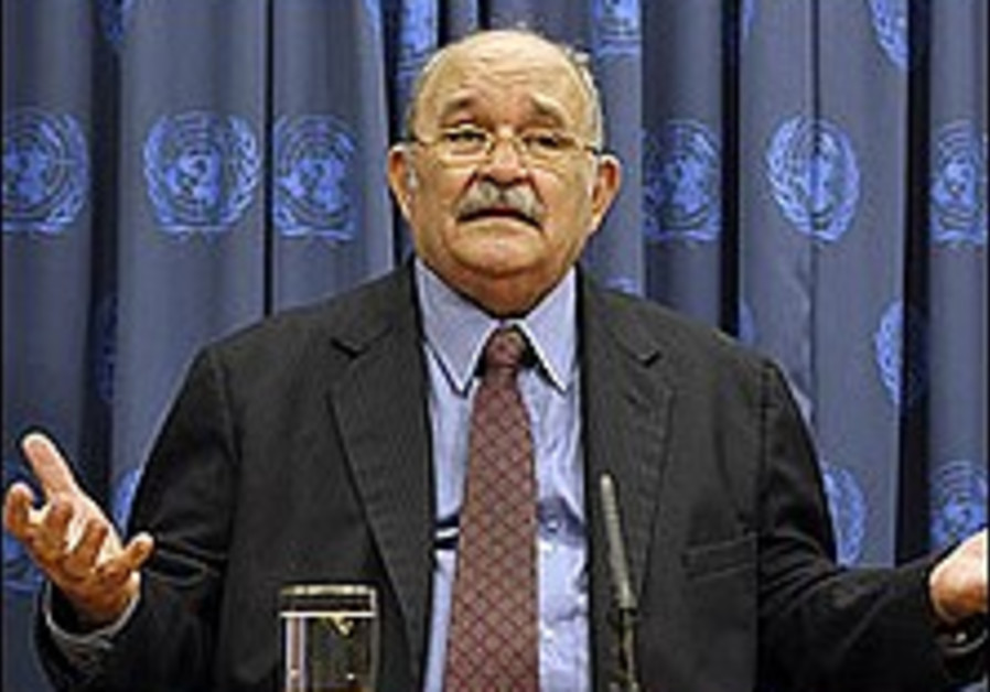 Top UN official skips Holocaust ceremony