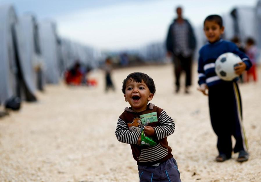 Syrian Kurdish refugee