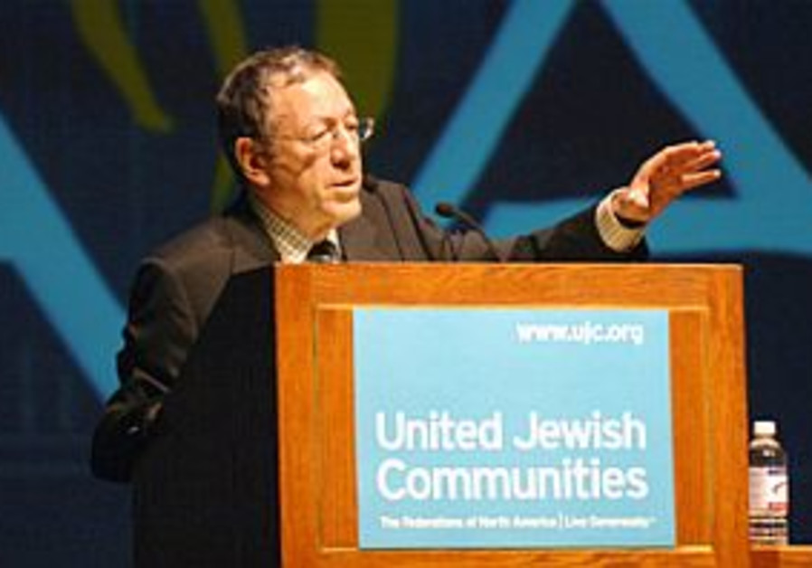 Israel must 'take back the narrative'