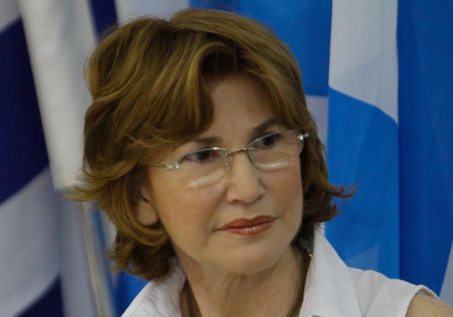 Former health minister Yael German