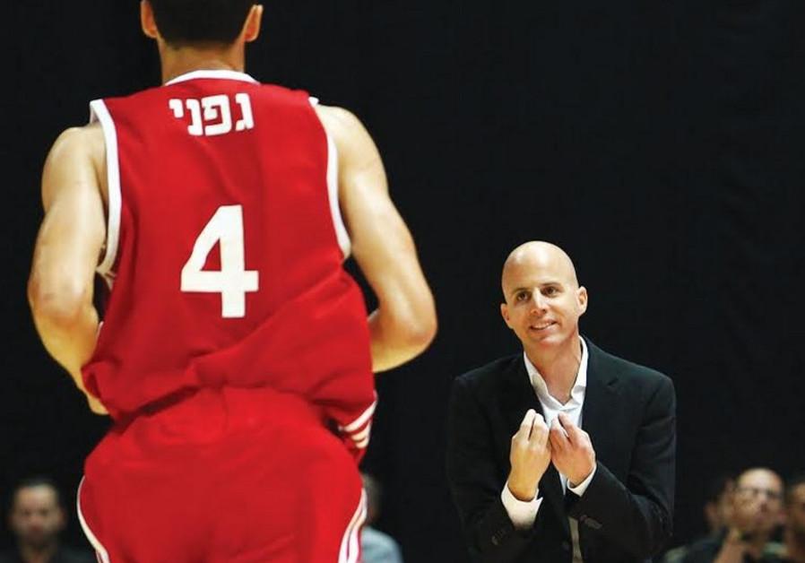 Jerusalem coach Danny Franco