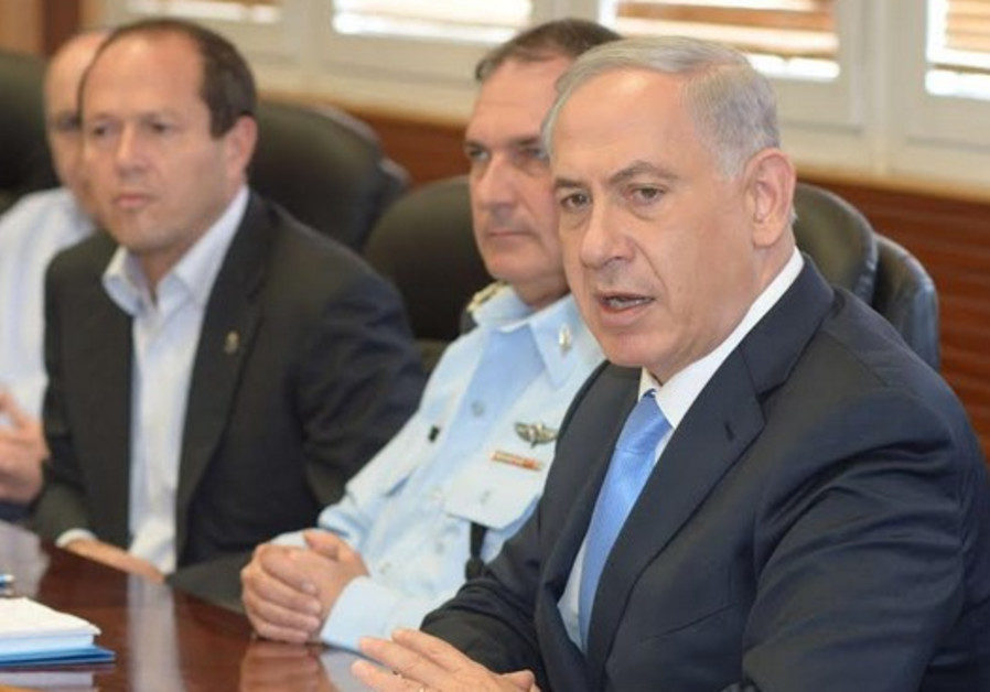 Police Question Netanyahu at His Home for More Than Four hours