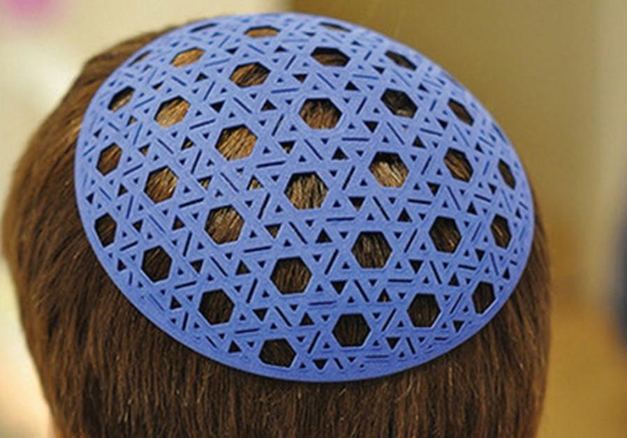 3D printed kippa