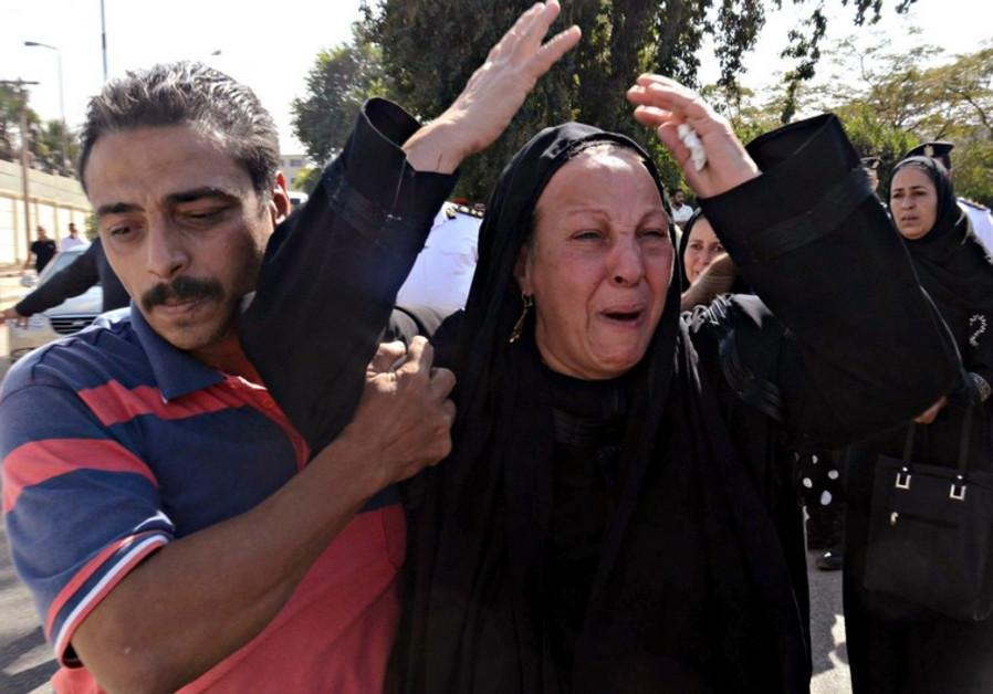 Sinai terror attack
